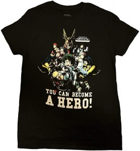 Get My Hero Academia T-Shirt